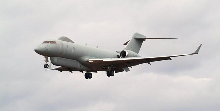 پرواز هواپیمای جاسوسی انگلیس نزدیک مرزهای روسیه