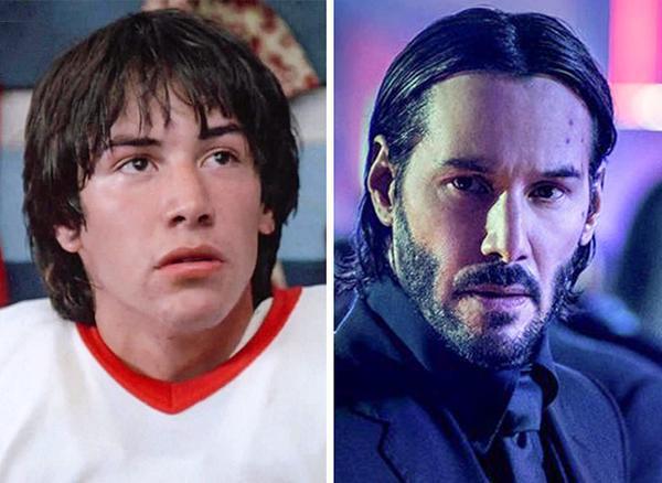 تغییر چهره ستاره ها در اولین و آخرین فیلمشان!