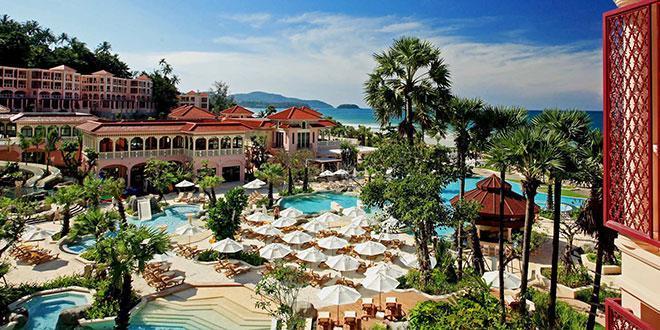 هتل سنترا گرند پوکت (Centara Grand Beach Resort Phuket)
