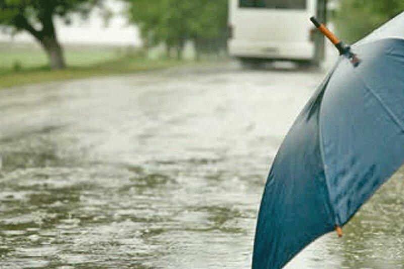 وضعیت بارش ایران در پاییز 98