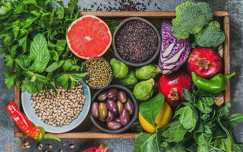 آشنایی با بهترین رستوران های گیاهی تهران