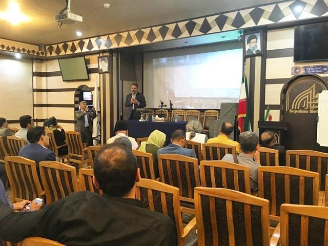 انتخابات جامعه بوم گردی های استان اصفهان برگزار گردید