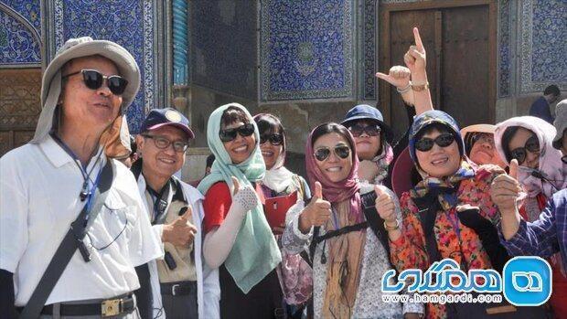 آغوش باز ایران برای 2 میلیون توریست چینی