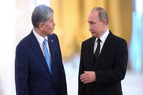 دادگاه قرقیزستان حکم بازداشت موقت اتامبایف را صادر کرد