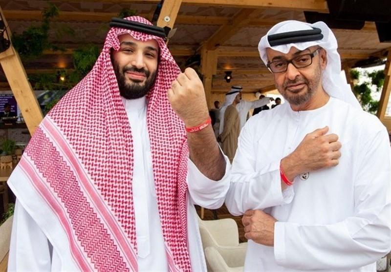 جنگ توئیتری اماراتی ها و سعودی ها در پی ناآرامی های عدن با کد 971 و 966