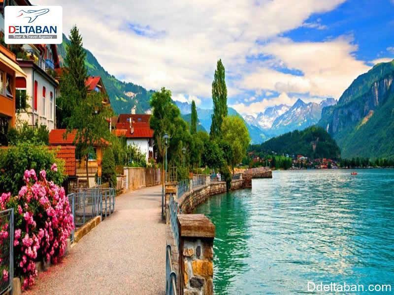آنالیز و آشنایی با تفریحات هیجانی در سوئیس