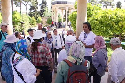 افزایش 12درصدی بازدید گردشگران خارجی از اماکن تاریخی فارس