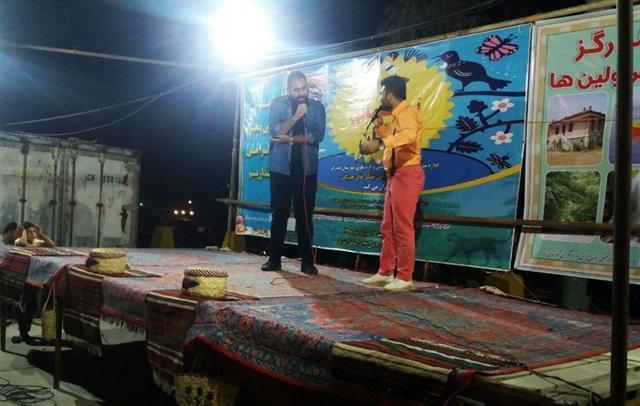 استقبال از برگزاری جشنواره تابستانی هیرکان در بندرگز