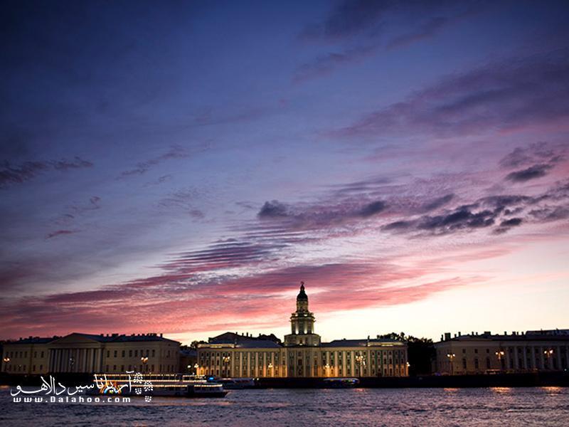 سفرنامه روسیه (مسکو