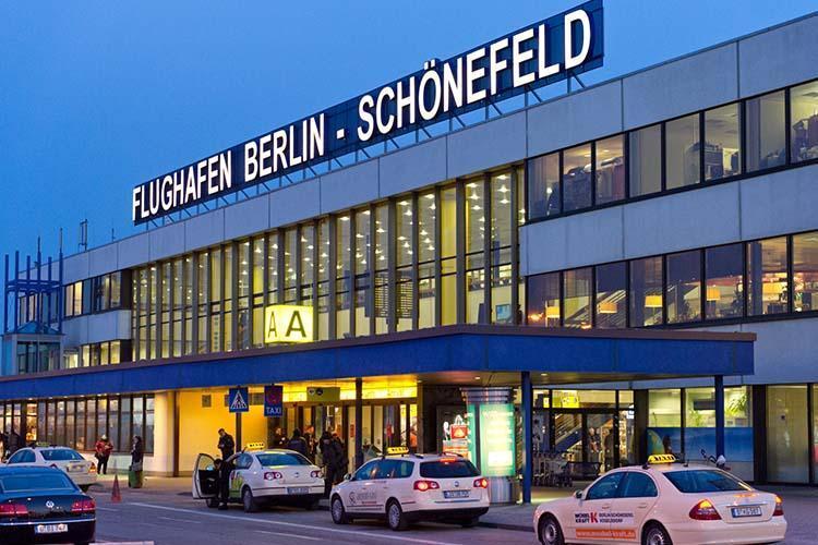 فرودگاه برلین شونفلد