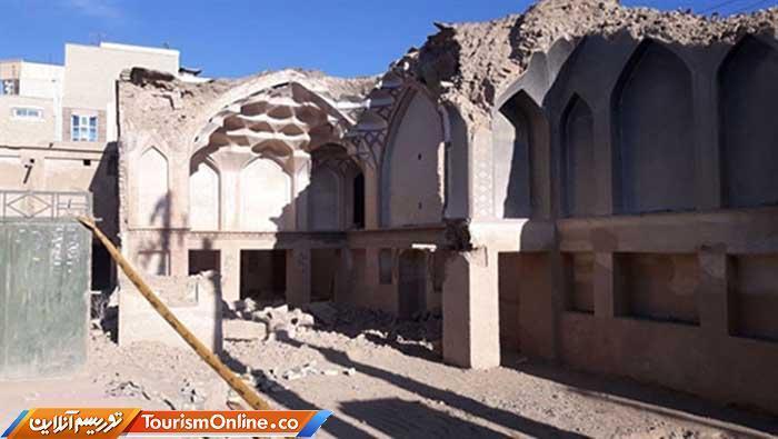 معروف ترین بنا های تاریخی ایران که تخریب شدند