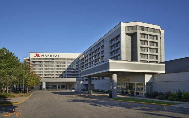 معرفی هتل مریوت ایرپورت تورنتو ، 4 ستاره