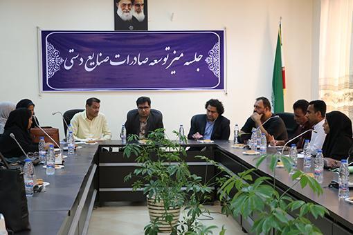 میز صادرات صنایع دستی در استان هرمزگان راه اندازی می گردد