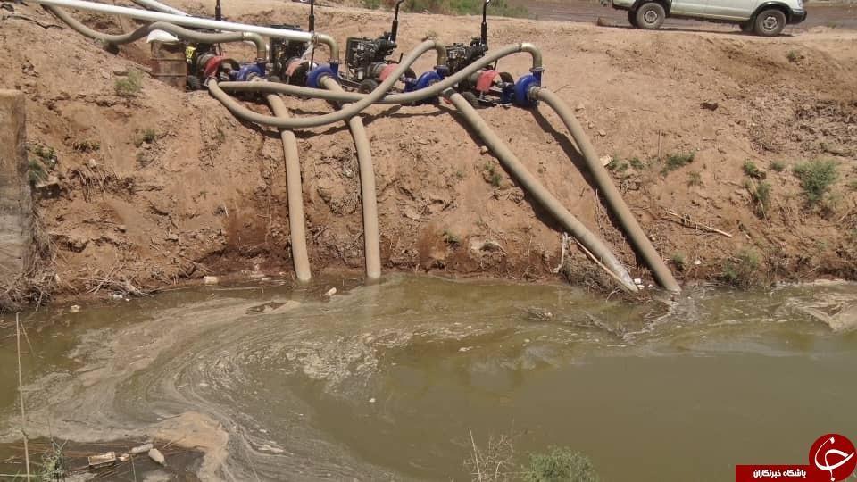 اراضی کشاورزی سیلی خورده از سیل خوزستان جان گرفتند، وعده داده شده به بار می نشیند؟