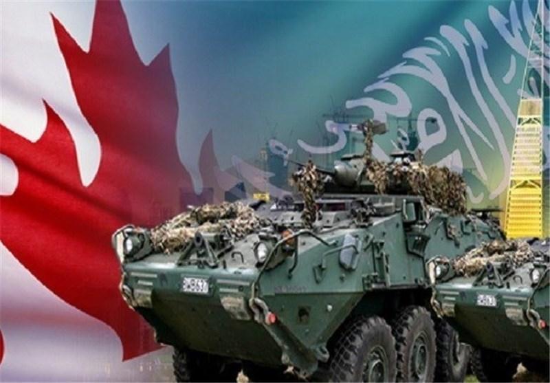 کانادا در فروش تجهیزات نظامی به عربستان موارد نقض حقوق بشر را نادیده گرفته است