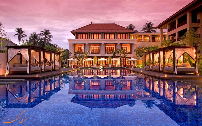 معرفی هتل کنراد بالی ، 5 ستاره