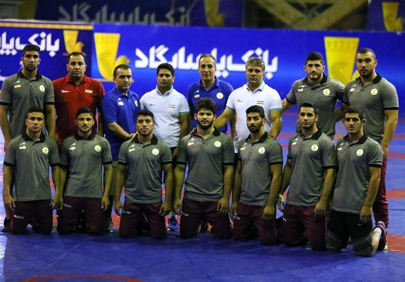کشتی آزاد قهرمانی جوانان آسیا، خاتمه کار ایران با کسب 6 طلا، یک نقره و یک برنز و کسب عنوان قهرمانی