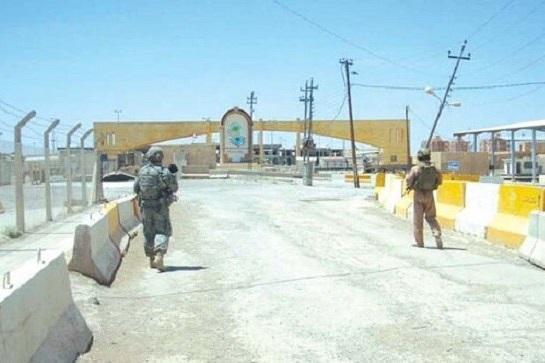 بازگشایی گذرگاه القائم البوکمال در مرز عراق و سوریه