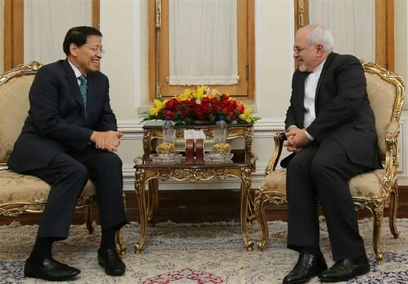 دیدار فرستاده ویژه رئیس جمهور اندونزی با ظریف