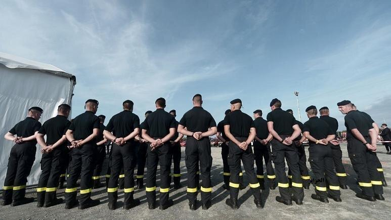محل برگزاری نشست گروه 7 در فرانسه به قلعه امنیتی تبدیل شد
