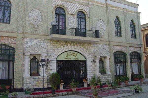 گراند هتل قزوین مرمت و احیا می شود، انتشار کلیپ جاذبه های گردشگری قزوین توسط سازمان جهانی گردشگری