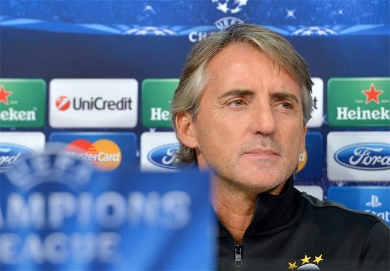 مانچینی: راهنمایی تیم ملی ایتالیا برای من افتخار بزرگی است