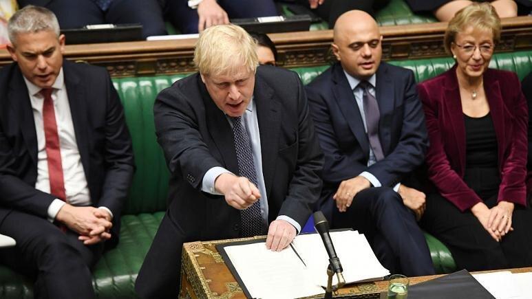 ارسال دو نامه نخست وزیر انگلیس به بروکسل ، دو موضوع متفاوت درباره برگزیت
