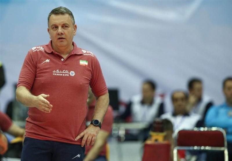 کولاکوویچ: شانس بسیار زیادی برای صعود به المپیک داریم، بازیکنانم برای تمام توپ ها جنگیدند