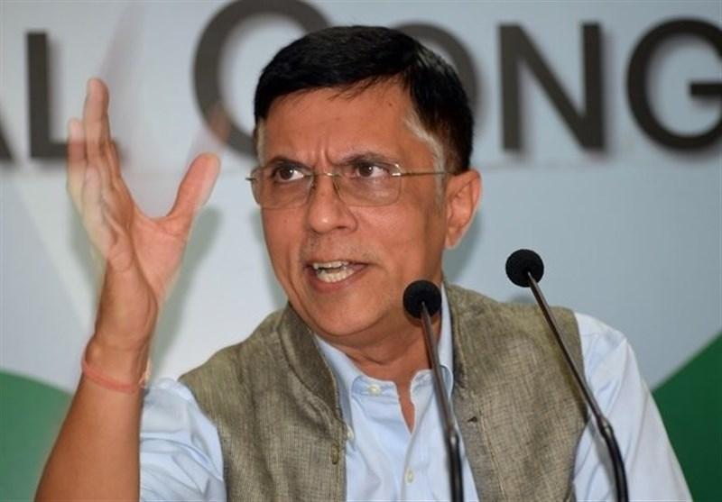 حزب کانگریس: لغو قانون 370 توسط دولت هند برای سرپوش گذاشتن بر مسائل مالی است