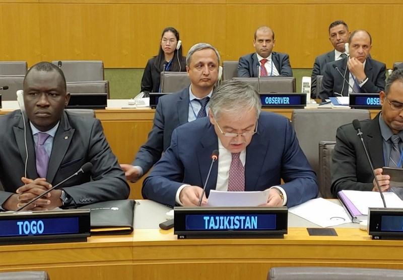 گزارش، نگاهی به اهم فعالیت های هیات تاجیکستان در نشست مجمع عمومی سازمان ملل