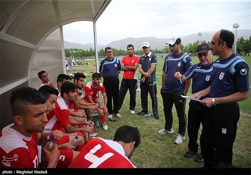 7 جامانده تیم فوتبال امید راهی چین شدند