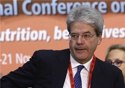 مخالفت ایتالیا با تمدید اتوماتیک تحریم ها علیه روسیه