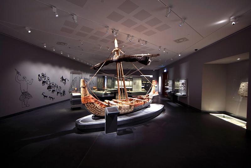آشنایی با موزه های مسقط در عمان