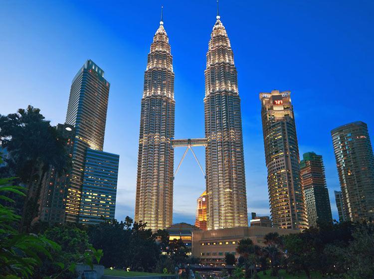 آشنایی با آب و هوای مالزی