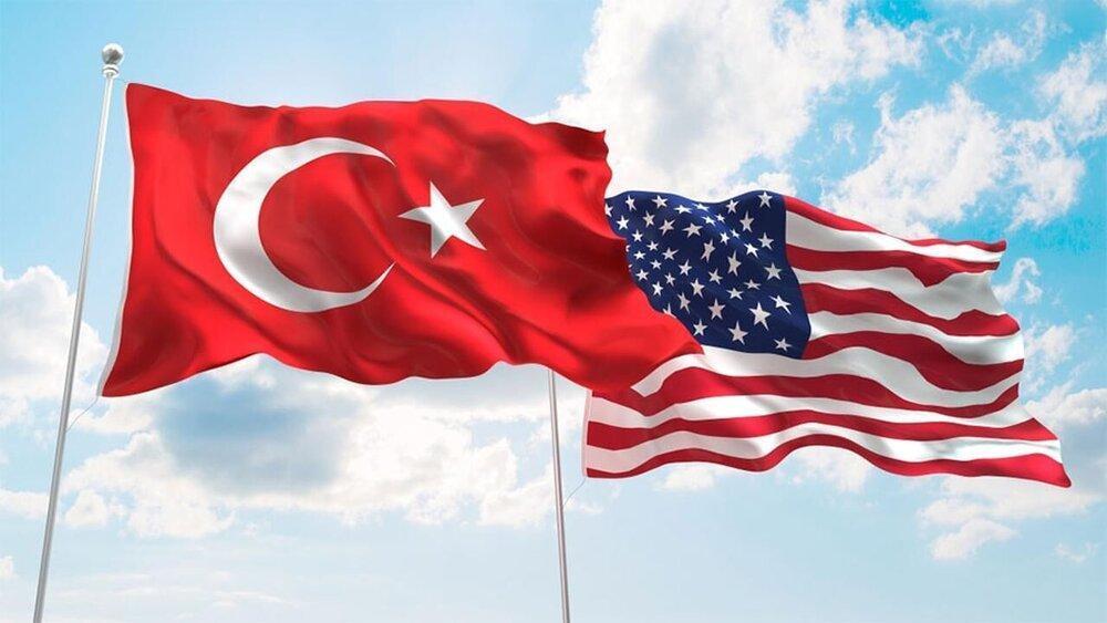 آمریکا شرط خود را برای لغو تحریم های ترکیه خاطرنشان کرد