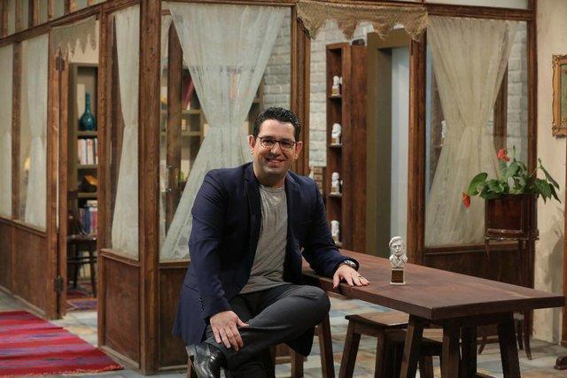 محمدرضا احمدی: به خاطر عادل ممنوع الفعالیت نشدم
