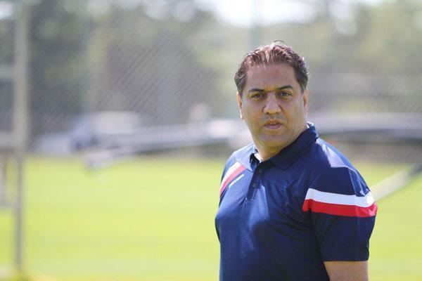 پیروانی:امیدوارم بازیکنان تیم امید تجربه جام جهانی را تکرار کنند