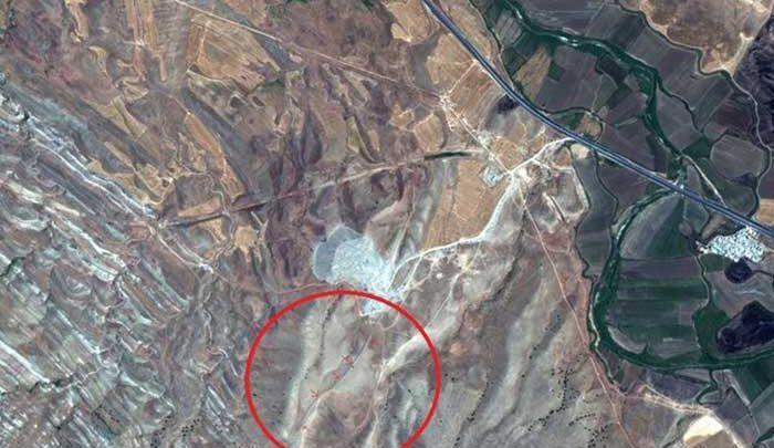 کشف دیوار کهن 115 کیلومتری در غرب ایران