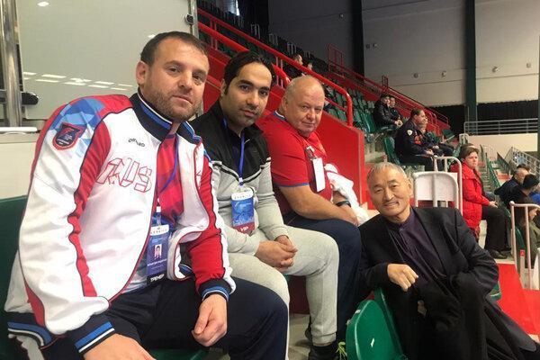 روحانی چگونه سرمربی تیم ملی کاراته روسیه شد؟