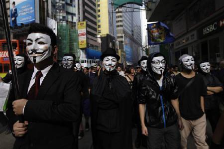 ردپای یک کاراکتر سینمایی در اعتراضات خیابانی