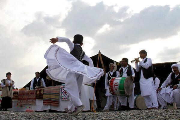 جشن صلح و دوستی در نگارستان اقوام