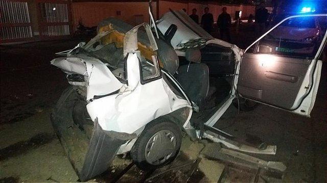 تصادف زنجیره ای در محور روانسر 3 کشته برجای گذاشت