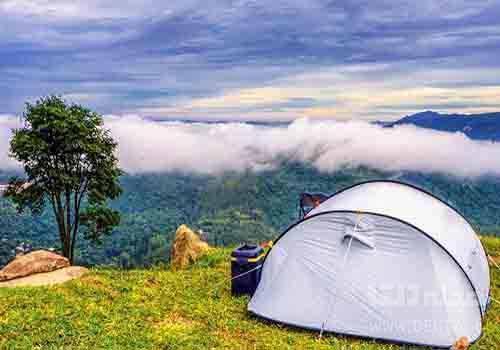 چادر مسافرتی خوب، به فکر یک سقفم !
