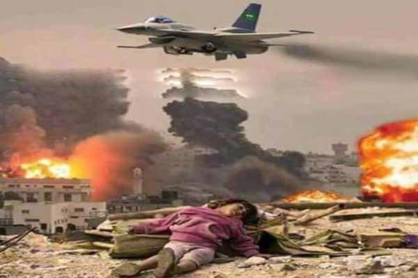 ائتلاف سعودی مسئول شهید و زخمی شدن بیش از 43 هزار یمنی است