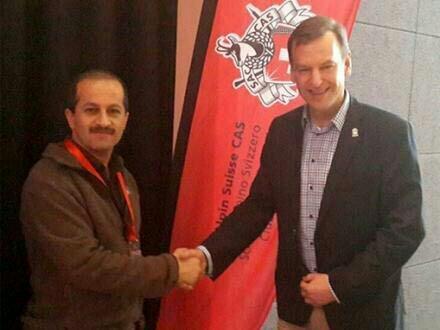 رییس فدراسیون کوهنوردی ایران عضو هیات مدیره اتحادیه جهانی شد
