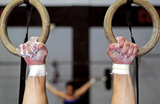 یک برنز دیگر برای ژیمناستیک ایران در رقابت های قهرمانی جوانان آسیا