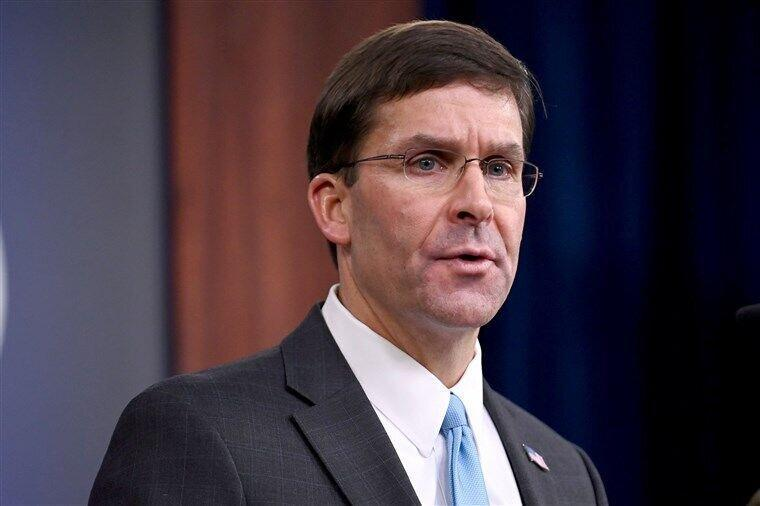 آمریکا از اعزام نیروی نظامی به عراق اطلاع داد