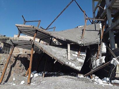 سال جاری 80 بنای مسکونی و تجاری غیرمجاز در سنندج تخریب شد
