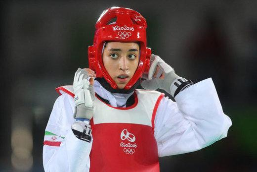 روزنامه آلمانی: کیمیا علیزاده نمی تواند در المپیک برای آلمان مبارزه کند