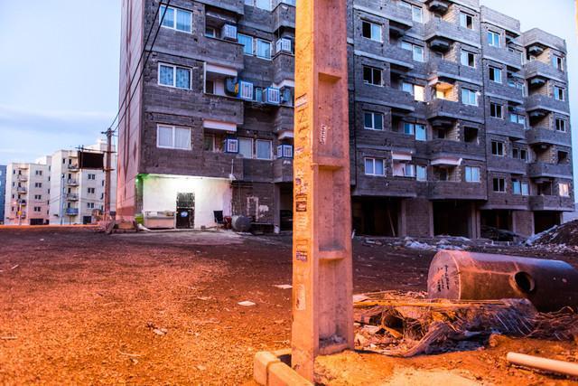 جنب و جوش برای تکمیل زیرساخت های مسکن مهر